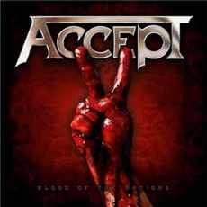 CD - Accept - Blood Of The Nations - 2010