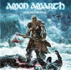 CD Amon Amarth - Jomsviking