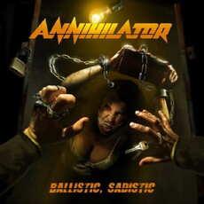 CD Annihilator - ballistic Sadistic 2020