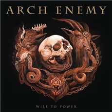 CD Arch Enemy - will To Power