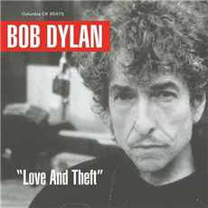 CD Bob Dylan - love And Theft - 2001
