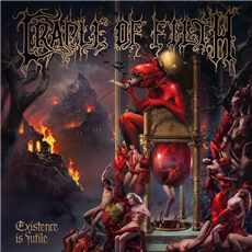 CD Cradle Of Filth - Existence Is Futile 2021