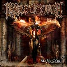 CD Cradle Of Filth - The Manticore And Other Horrors 2012