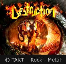 CD Destruction - Day Of Reckoning - 2011