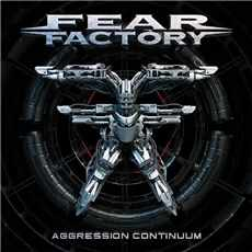 CD Fear Factory - Aggression Continuum
