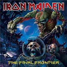 CD - Iron Maiden - The Final Frontier 2010