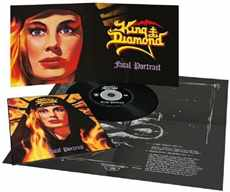 CD King Diamond - fatal Portrait
