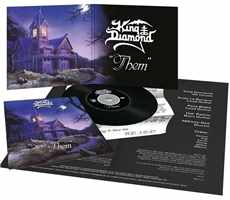CD King Diamond - them