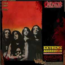 CD Kreator - Extreme Aggression Digipack Remastered 2cd