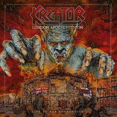 CD Kreator - london Apocalypticon 2020