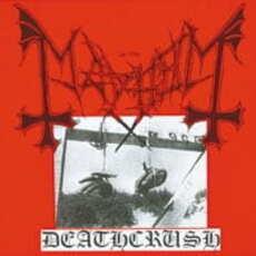 CD Mayhem - Deathcrush - 1987
