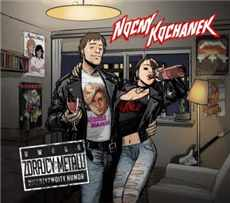 CD Nocny Kochanek - zdrajcy Metalu Digipack - 2017