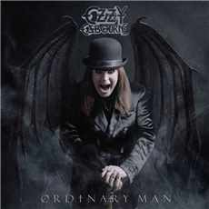 CD Ozzy Osbourne - ordinar Man 2020