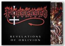 CD Possessed - revelations Of Oblivion 2019