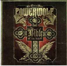 CD Powerwolf - Bible Of The Beast