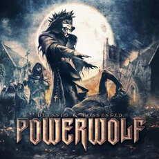 CD Powerwolf - Blessed Possessed - 2015