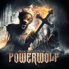 CD Powerwolf - Preachers Of The Night