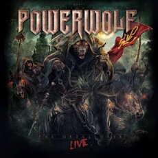 CD Powerwolf - The Metal Mass Live
