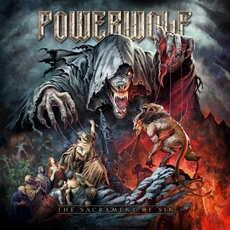 CD Powerwolf - The Sacrament Of Sin - 2018