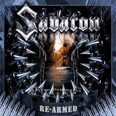 CD - Sabaton - Attero Dominatus (re - Armed) - 2010