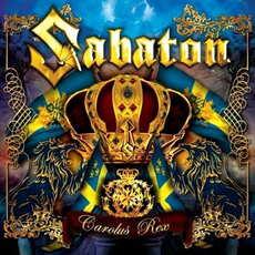 CD Sabaton - Carolus Rex 2012