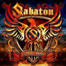 CD Sabaton - Coast Of Arms 2010