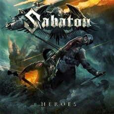 CD Sabaton - Heroes - 2014