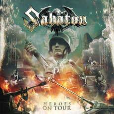 CD Sabaton - heroes On Tour - 2016
