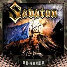 CD - Sabaton - Primo Victoria (re - Armed) - 2010