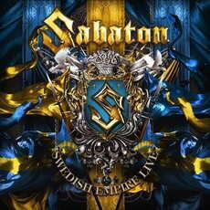 CD Sabaton - Swedish Empire Live Digipack - 2013