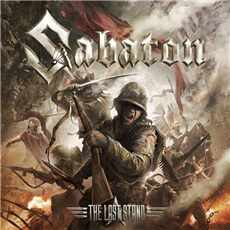 CD Sabaton - the Last Stand - 2016