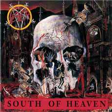 CD Slayer - south Of Heaven