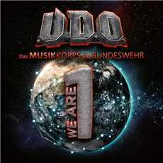 CD U. D. O.  - We Are One 2020