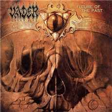 CD Vader - future Of The Past Digipack - 2016