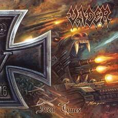 CD Vader - iron Times Digipack - 2016