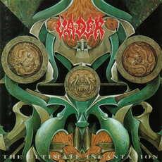 CD Vader - the Ultimate Incantation - 1992
