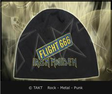 Čepice  Iron Maiden - flight 666 02