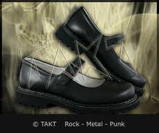Dámské polobotky Street Boots Rock