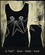 Dámské tílko Cat 1 Eyes
