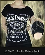 Dámské tričko Jack Daniels