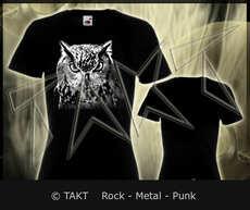 Dámské tričko Owl 1