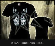 Dámské tričko Wolf 1