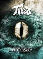 DVD Turbo - in The Court Of The Lizzard Digipack - 2016