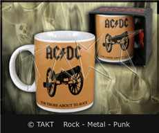 Hrnek AC/ DC - For Those About To Rock 2