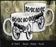 Hrnek Ac/ dc - for Those About To Rock 3 White