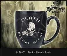Hrnek Alchemy Death Before Decaf