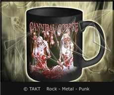 Hrnek Cannibal Corpse - butchered At Birth