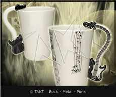 Hrnek Music Kytara