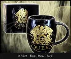 Hrnek Queen - crest 3 Gold