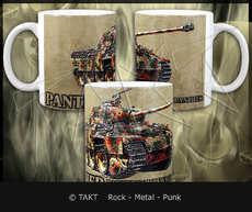Hrnek tank Panzerkampfwagen Panther